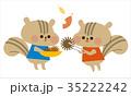 リス 35222242