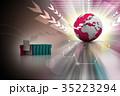 書類 ファイル 電子メールのイラスト 35223294