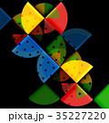 抽象的 ベクター バックグラウンドのイラスト 35227220