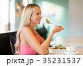 女性 レストラン 飲食店の写真 35231537