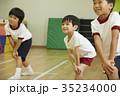 体操教室 指導 キッズ 準備体操 35234000