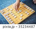 将棋の対局 手元 35234487
