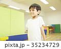 体操教室 子供 指導 ポートレート 35234729