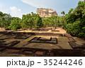 スリランカ シーギリヤロック 世界遺産の写真 35244246