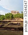 スリランカ シーギリヤロック 世界遺産の写真 35244247