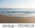 朝の大須賀海岸 35249116