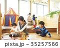 保育士 子供 遊ぶの写真 35257566