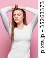 女 女の人 女性の写真 35263373