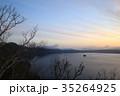 摩周湖 阿寒国立公園 湖の写真 35264925