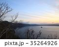 摩周湖 阿寒国立公園 湖の写真 35264926