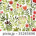 パターン 柄 模様のイラスト 35265696