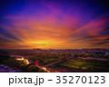 たんぼ 田んぼ 田圃の写真 35270123