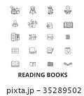 文学 ブック 本のイラスト 35289502