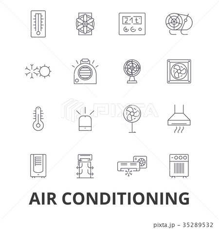 Air conditioning, hvac, coolling, heating 35289532