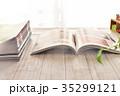 雑誌イメージ カタログ マガジン 35299121