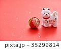 犬 戌年 戌の写真 35299814