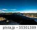 燕岳より槍ヶ岳を望む 35301389