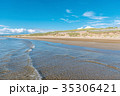 夏の千里浜海岸 35306421