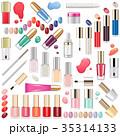 Vector Nails Makeup Cosmetics 35314133