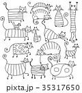 ねこ ネコ 猫のイラスト 35317650