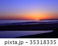 日本海 海 海岸の写真 35318335