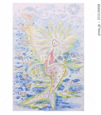 海の天使 35319998
