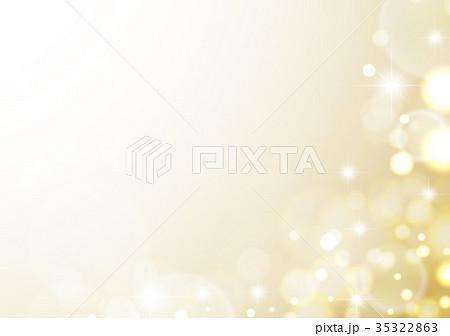 キラキラシャボン玉黄色ベース 35322863