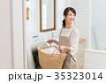 主婦(洗濯) 35323014