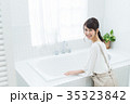 風呂掃除 35323842