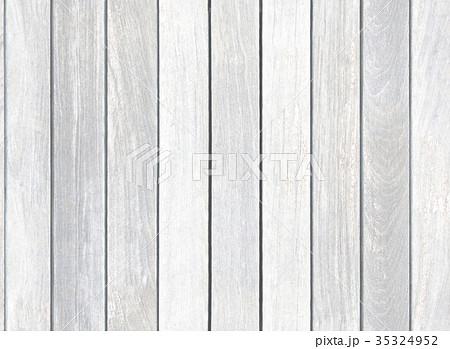 明るいグレーの木目のテクスチャ(タイリング可能素材) 35324952
