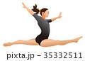 女子体操選手2 35332511