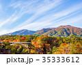 【宮城県】鳴子峡の紅葉 35333612