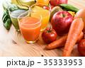野菜ジュース スムージー 野菜 ナチュラルテーブル ハイコントラスト 35333953