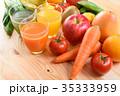 野菜ジュース スムージー 野菜 ナチュラルテーブル 35333959