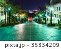 《北海道》函館・八幡坂の夜景 35334209