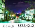 《北海道》函館・八幡坂の夜景 35334212