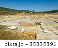 Production of Salt by Evaporation Saline 35335391