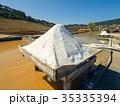 Production of Salt by Evaporation Saline 35335394