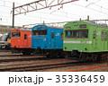 吹田総合車両所一般公開103系 35336459
