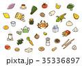 食品 食材 35336897