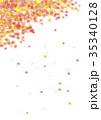 秋 紅葉 葉のイラスト 35340128