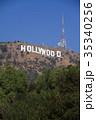 ハリウッドサイン 35340256