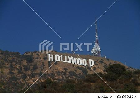 ハリウッドサイン 35340257