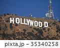 ハリウッドサイン 35340258