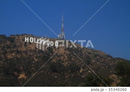 ハリウッドサイン 35340260