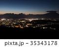 盛岡市 都会 町並みの写真 35343178