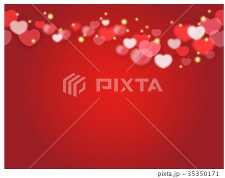シームレスなバレンタイン背景イラストレーション 35350171