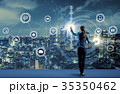 IoT ネットワーク テクノロジーの写真 35350462