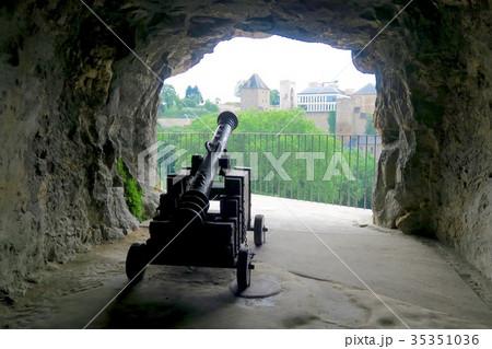 ルクセンブルク・ボックの砲台 35351036