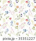 ベクター 植物 花のイラスト 35351227